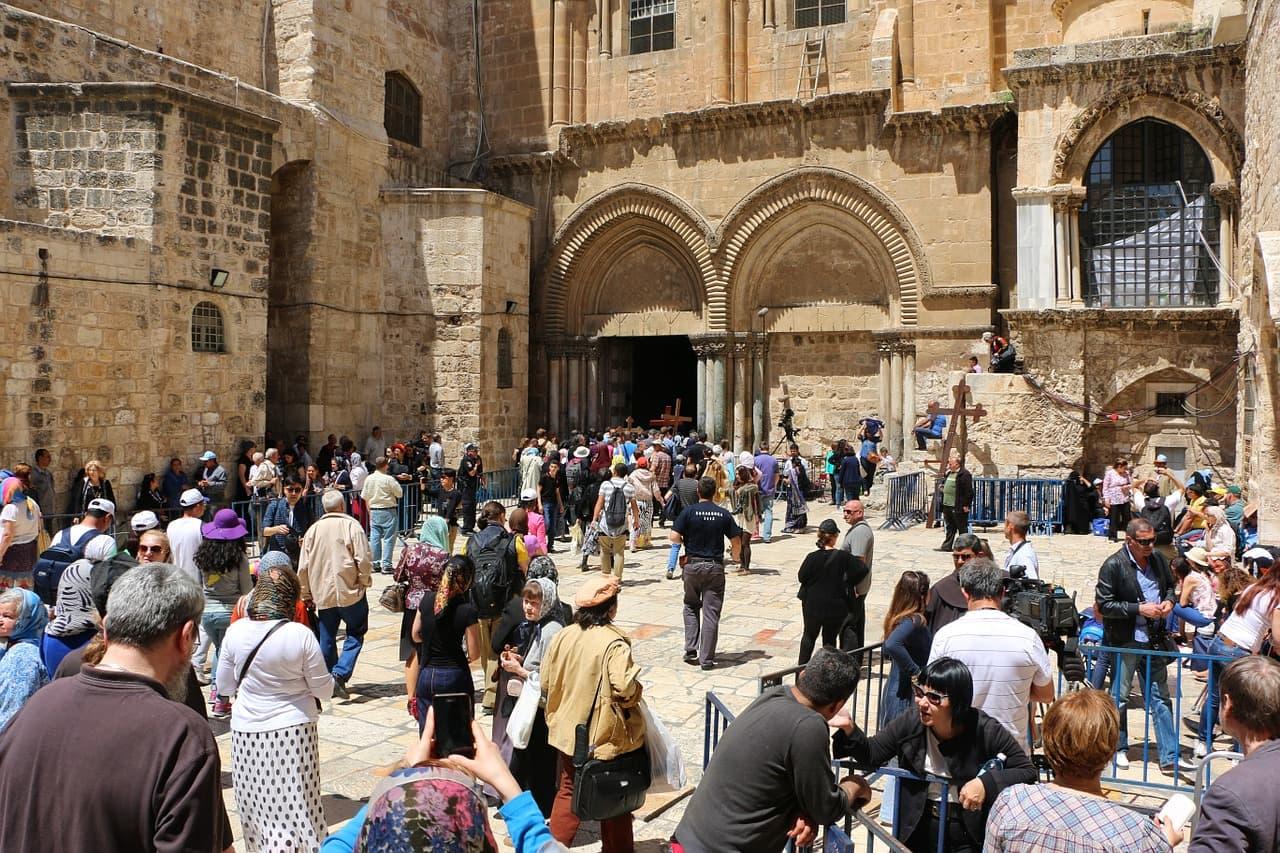 Jerusalem - Holy Sepulchre